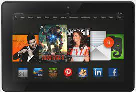 Đánh giá Amazon Kindle Fire HDX 8.9: Máy tính bảng cao cấp, giá phải  chăng(Phần 1) - Fptshop.com.vn