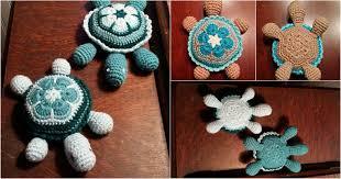 Free Crochet Turtle Pattern Classy Baby Turtles Crochet Patterns Free Styles Idea