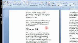 Template How To Make A Resume In Microsoft Word 2010 Youtube