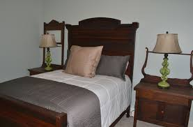 Queen Anne Bedroom Suite Pansy A River Forest Manor