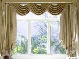 10 Diy Ways To Spruce Up Plain Window Treatments Hgtv Inside Window Curtain  Ideas Renovation ...