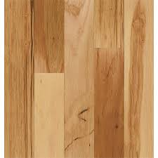 style selections 5 in natural woods hickory engineered hardwood flooring 22 sq ft