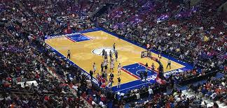 Sixers Game Seating Chart Philadelphia 76ers Sixers Tickets 2019 Vivid Seats