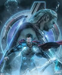 Download HD 4k Avengers Endgame Thor ...