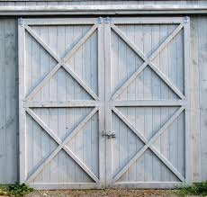 terrific reclaimed wooden exterior barn doors for homes as inspiring rustic style shed house designs