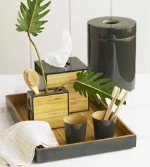 Bamboo Bathroom Sink Add Some Bamboo To Your Bathroom Decor With Something Like This