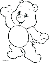 Monkey Coloring Books Bedtime Coloring Pages Care Bear Coloring