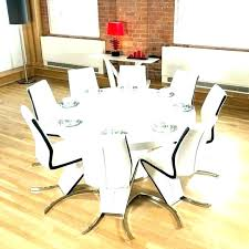 dining table seats 8 ericaswebstudiocom round dining room table with 8 chairs stanhope extending dining room 8 dining table and chairs stunning round