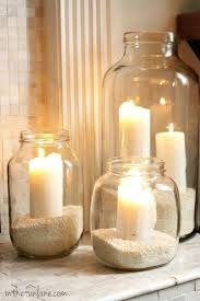 Simple Candle Decoration 17 Best Ideas About Candles On Pinterest Handmade Candles Diy