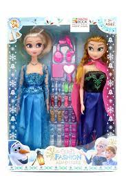 Búp Bê Elsa Và Anna 9238A