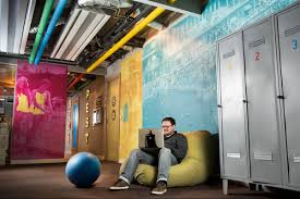 pics of google office. Graphasel Design Studio - Client: Google Office Budapest Spa Office, Interior Pics Of