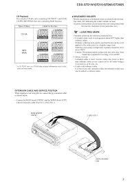 pdf manual for sony car receiver cdx gt sony car receiver cdx gt210 pdf page preview
