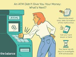 Shut Up And Take My Money Credit Card Design What To Do If An Atm Doesnt Give You Money