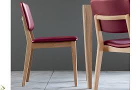Sedia design in legno puchet arredo design online