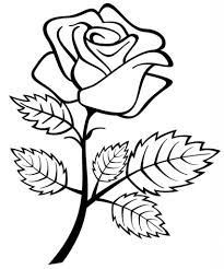 free coloring pages sheets of roses 007 top 25 free printable beautiful rose
