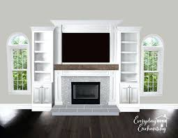 bookcases around fireplace fireplace with built ins on one side built ins around fireplace ideas built