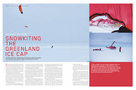 Snow Kite Wind Chart Snowkiting Greenland News Ozone Kitesurf