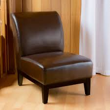 armless accent chairs awesome chair adorable leather armless accent chairs occasional the most