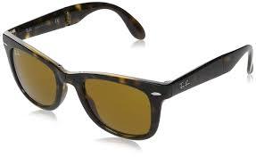 Ray Ban Design Ray Ban Rb4105 Wayfarer Folding Sunglasses