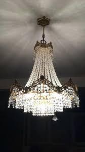 beautiful crystal chandelier swarovski earrings