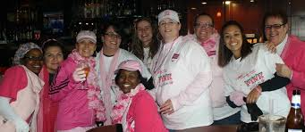 october is t cancer awareness month and the businesses in the city of wyandotte have special events planned to educate women about the disease