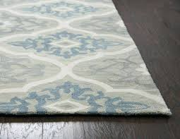 blue area rugs 8x10 solid navy rug and brown