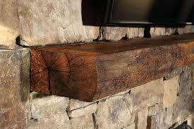 distressed wood mantel reclaimed wood mantel rustic fireplace mantel