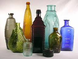 bottle group showing a variety of bottle shapes to enlarge