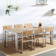 Outdoor Teak Patio Furniture Hgtv Outdoor Amazing