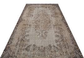 usak overdyed carpet 294 cm 161 cm