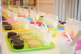 Cupcake Decorating Parties Baby Beas Bakeshop