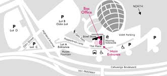 Box fice Location and Hours