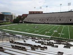Vanderbilt Football Stadium Virtual Seating Chart 4 Tickets Vanderbilt Commodores Vs Tennessee Volunteers 11