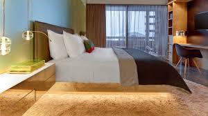 W Hotel, Verbier double bedroom