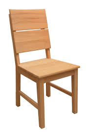 2 Stühleset Stuhl Küchen Stuhl Esszimmer Stuhl Kernbuche Massiv Geölt Gent G