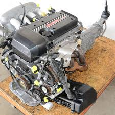 JDM TOYOTA 3SGE BEAMS DUAL VVTi ENGINE W/ 6 SPEED MANUAL ...