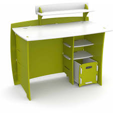 kids study furniture. Legaré Kids Furniture Frog Series Collection, No Tools Assembly 43-Inch Complete Desk System With File Cart, Lime Green And White - Walmart.com Study