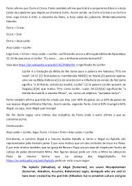 ANTON PARKS AFIRMA QUE OSÍRIS É CRISTO