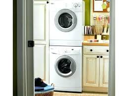 double stack washer and dryer. Front Loading Stacked Washer And Dryer Double Stack Home Depot Ca . R