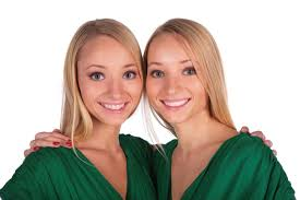 Image result for IDENTICAL TWINS