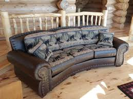 rustic leather living room furniture. Catchy Rustic Leather Sofa Sofas For Vintage And Classical Room Decor Living Furniture