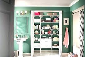 linen closet organizers linen closet ideas opened shelves drawers in folded door linen closet organizer near