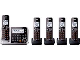 Panasonic Cordless Phone Compatibility Chart Panasonic Kx Tg7875s Link2cell Bluetooth Enabled Phone