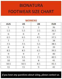 Next Direct Size Chart Bionatura Size Chart Brand House Direct