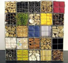 Small Picture Ideas for gabion practical designs as decorative elements in the