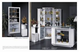 white home bar furniture. Home Corner Bar Furniture In White Made Of Wood And Transparent Glass
