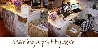 decorating office desk. Lovable Office Desk Decor Ideas Furniture Pretty Feminine Girly Decoration Small Decorating