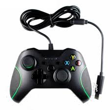 usb wired controller for microsoft xbox one controller gamepad for xbox one slim controle pc win