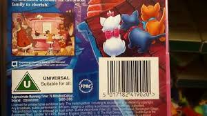 The Aristocats UK Retail VHS Release + Leaflet - video dailymotion