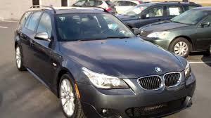 2010 BMW 535i xDrive Wagon 6-Speed M Sport @ Manheim Imports - YouTube